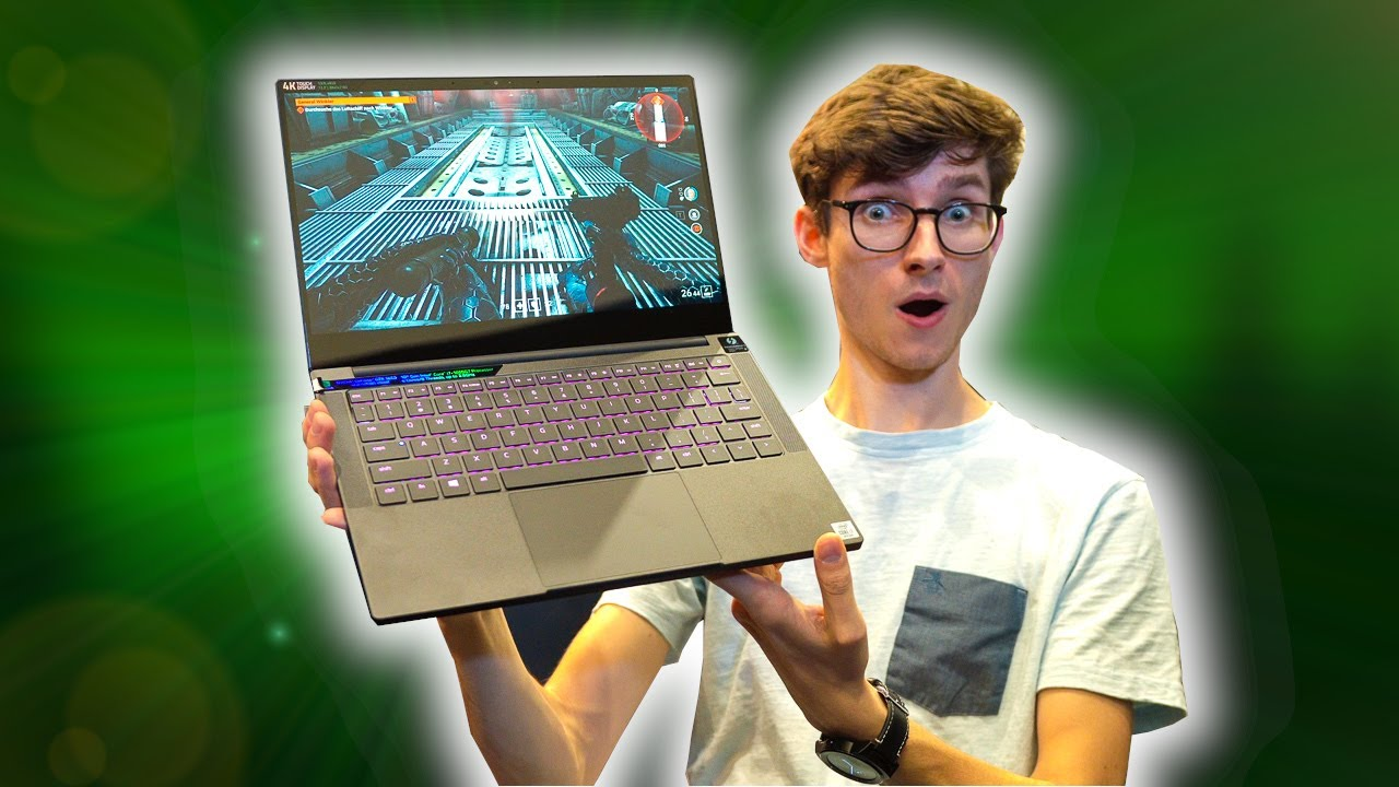 The Gaming Laptop You've Been Waiting For! - Razer Blade Stealth 2019 (IFA)