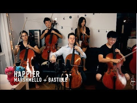 HAPPIER | Marshmello + Bastille || JHMJams Cover No.273