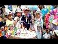 Lagu Keysha Datang & Bernyanyi di Pesta Ulang Tahun Teman, Ada Kue DORAEMON  Happy Birthday