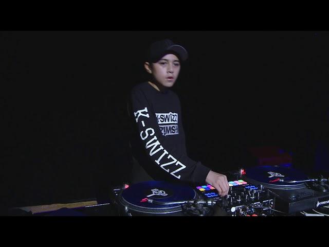 DJ K-Swizz (New Zealand) - IDA WORLD 2017 Technical Category Finals set 2