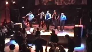 01 DNK Rap feat Hasan & Zharkij Jugendzentrum Scheune Nordhorn