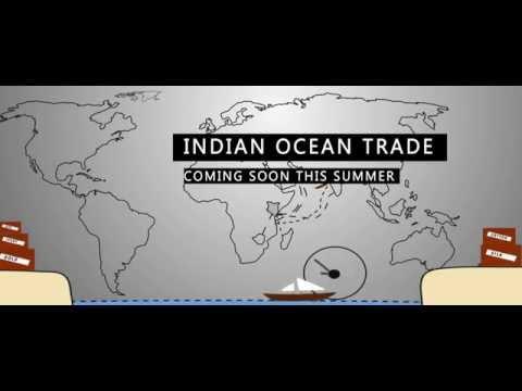 Indian ocean trade trailer