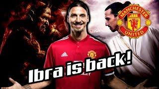 WELCOME BACK Zlatan Ibrahimovic! - Glorious [HD]