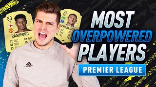 FIFA 20 MOST OVERPOWERED PLAYERS IN THE PREMIER LEAGUE!