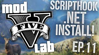 GTA V PC: Mod Lab - ScriptHook .NET Installation! - Episode 11! (HD)