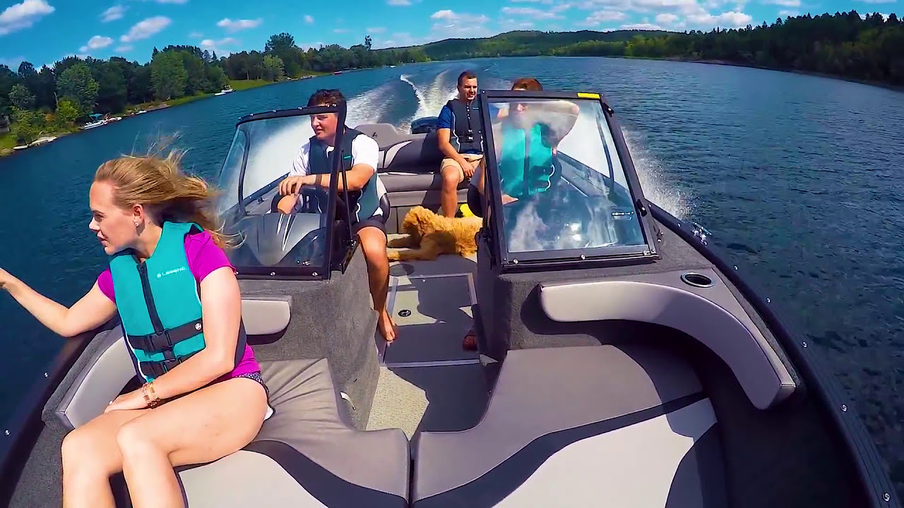 Best Fish And Ski Boats >> 2018 Top Fish and Ski Boats by Legend Boats - X18 - YouTube