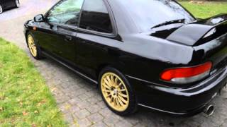 1997 Subaru Impreza STi Type R For Sale - Walkaround Video