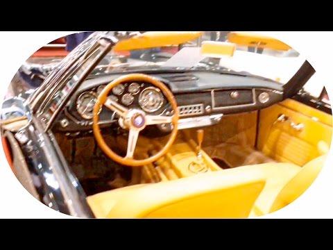 1966 Maserati Mistral 4000 GT Spyder Techno Classica Essen Classic