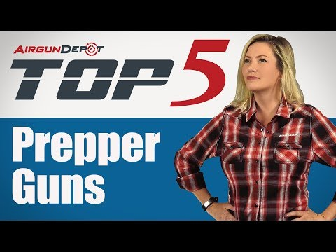 Top 5: Prepper Guns