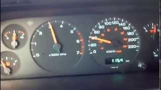 Acceleration Jeep Grand Cherokee wj 4.0 0-100км.ч.(0-60mph)(, 2015-11-06T10:35:19.000Z)