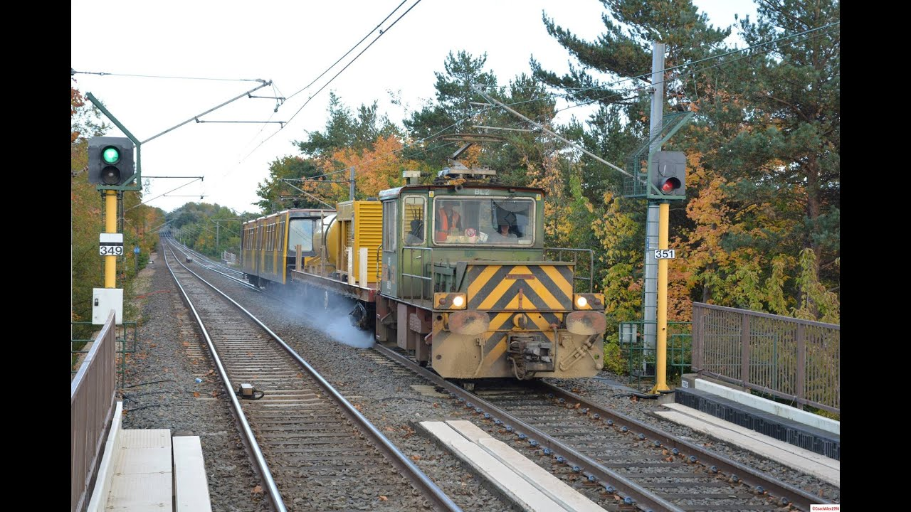 First ever Rail Head Treatment Train for the Tyne and Wear Metro
