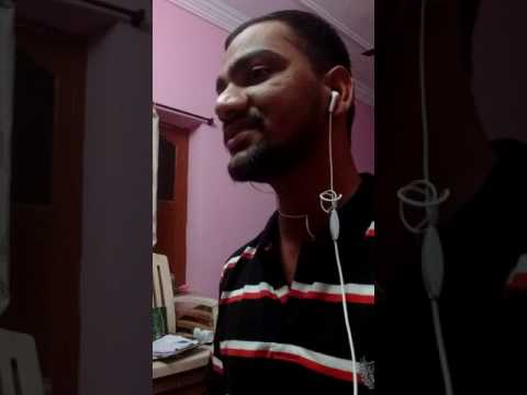 SMR Singing 🎤🎤Premam song with Side view of mine 🎤🎤