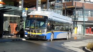 Buses in Vancouver, BC (Volume Nineteen)