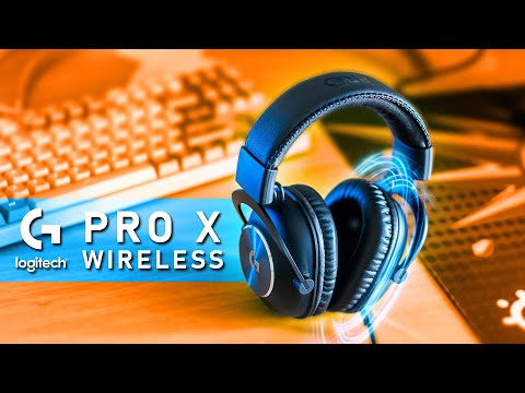 Logitech G PRO X Wireless Review - The Gaming Headset To Beat!?