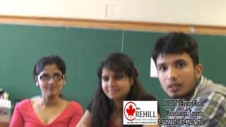 LESTER B.PEARSON VOCATIONAL COLLEGE -- STUDENTS FROM MAY 2013 INTAKE.