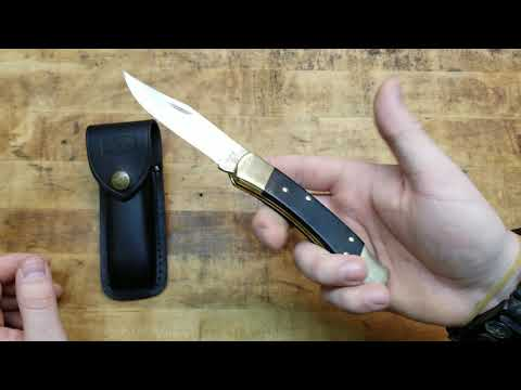 BUCK 110 FOLDING KNIFE