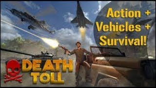 new video games Death Toll - Official Gameplay Trailer - New Open World Multiplayer War Game 2018