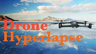 How To Do A Drone Hyperlapse - Tutorial