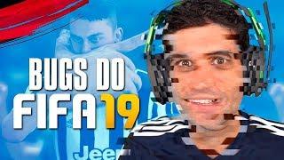 Os maiores BUGS e GLITCHES engraçados do FIFA 19