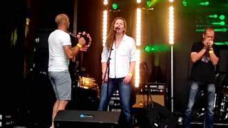 The Basement Blues play The Phoenix Festival 2015