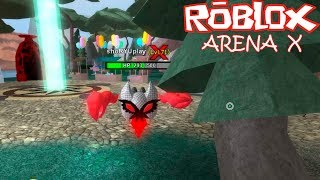 QDB-Roblox X-PvP Arena for pennies! (GAMEPLAY EN)