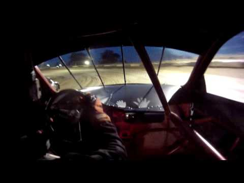Fayette County Speedway Hornet Heat Race 8-27-16