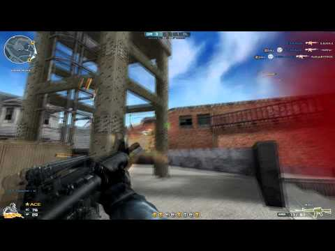 Crossfire Eu Publik Frags Bash Nr.1