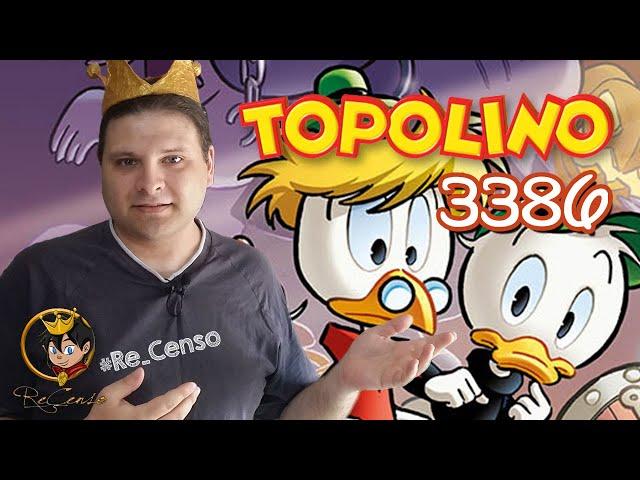 @Re_Censo #370 TOPOLINO 3386