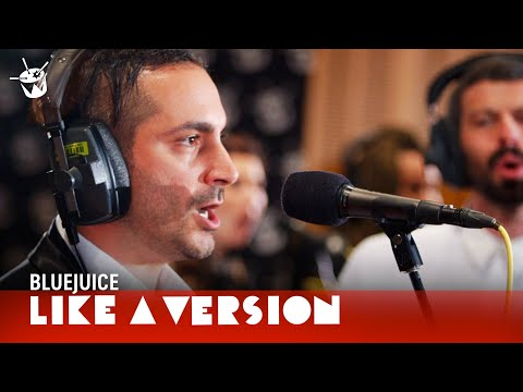 Bluejuice - Work (live on triple j)