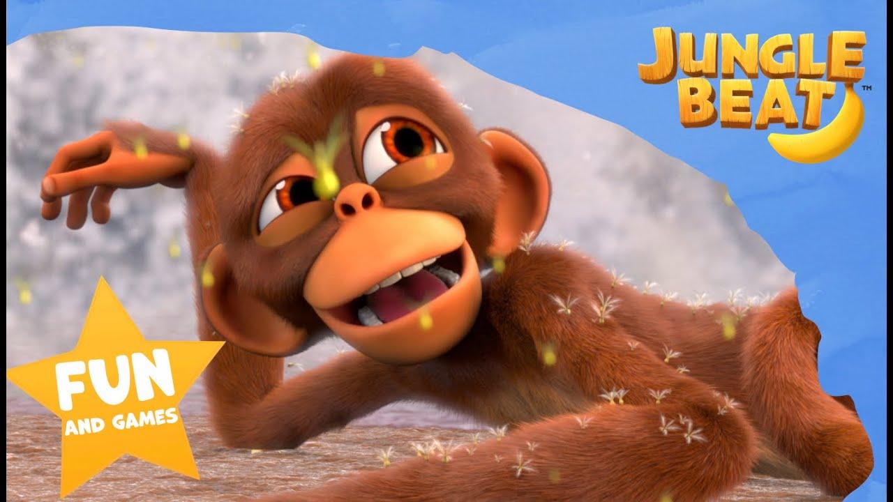 Fun in the Jungle | Jungle Beat: Munki and Trunk | Kids Animation 2021