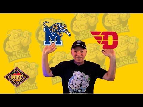 Memphis vs Dayton 3/20/21 Free College Basketball Pick and Prediction NIT Tournament