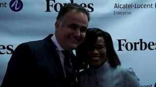 Evénement-débat Alcatel-Lucent Enterprise et Forbes
