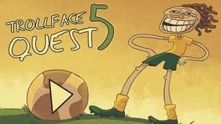 FUTBOLCU!! - Trollface Quest #5