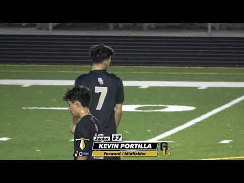 KEVIN PORTILLA Goal vs Community School of Naples - Naples Captains