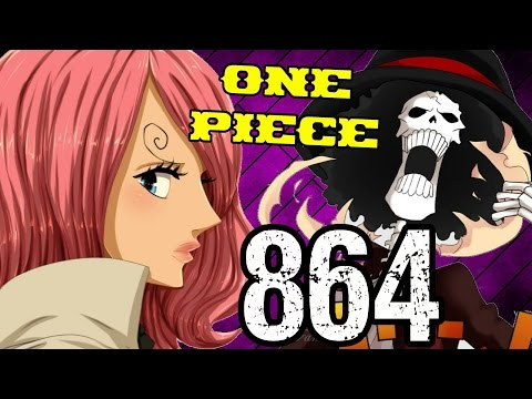 "One Piece Chapter 864 Review ""Big Mom's Rage Breaks"""