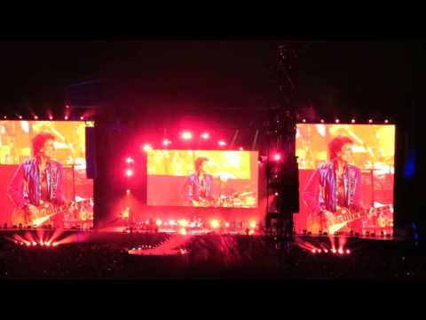 04/18 Out of Control - The Rolling Stones - América Latina Olé México Foro Sol Marzo 14 2016