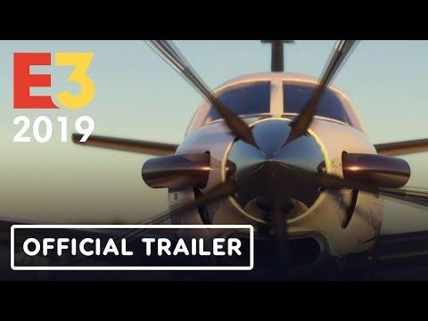 Microsoft Flight Simulator Official Reveal Trailer - E3 2019