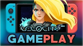 Velocity 2X | First 10 Minutes | Nintendo Switch