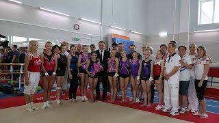 Olympic team of the Russian Gymnastics Federation