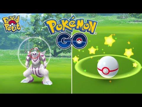 BUSCANDO EL PALKIA 100%! INCREÍBLE RACHA DE CAPTURAS! [Pokémon GO-davidpetit] thumbnail