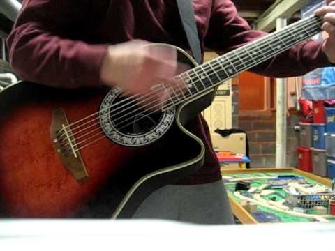 Ovation VS Applause (Guitarsite)