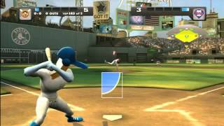 NICKTOONS MLB for Xbox 360 Video Game Review