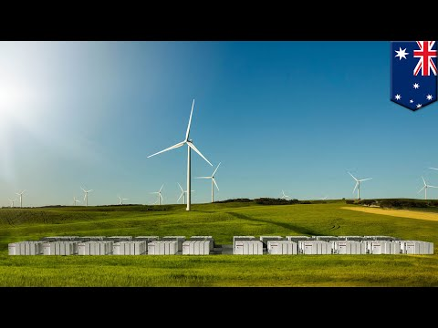 Tesla Energy: World's largest battery system to be built in South Australia in 100 days - TomoNews