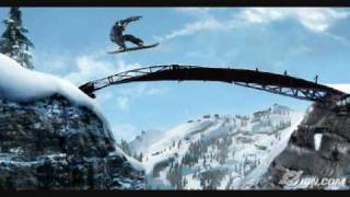 Shaun White Snowboarding Soundtrack : Acceptable in The 80