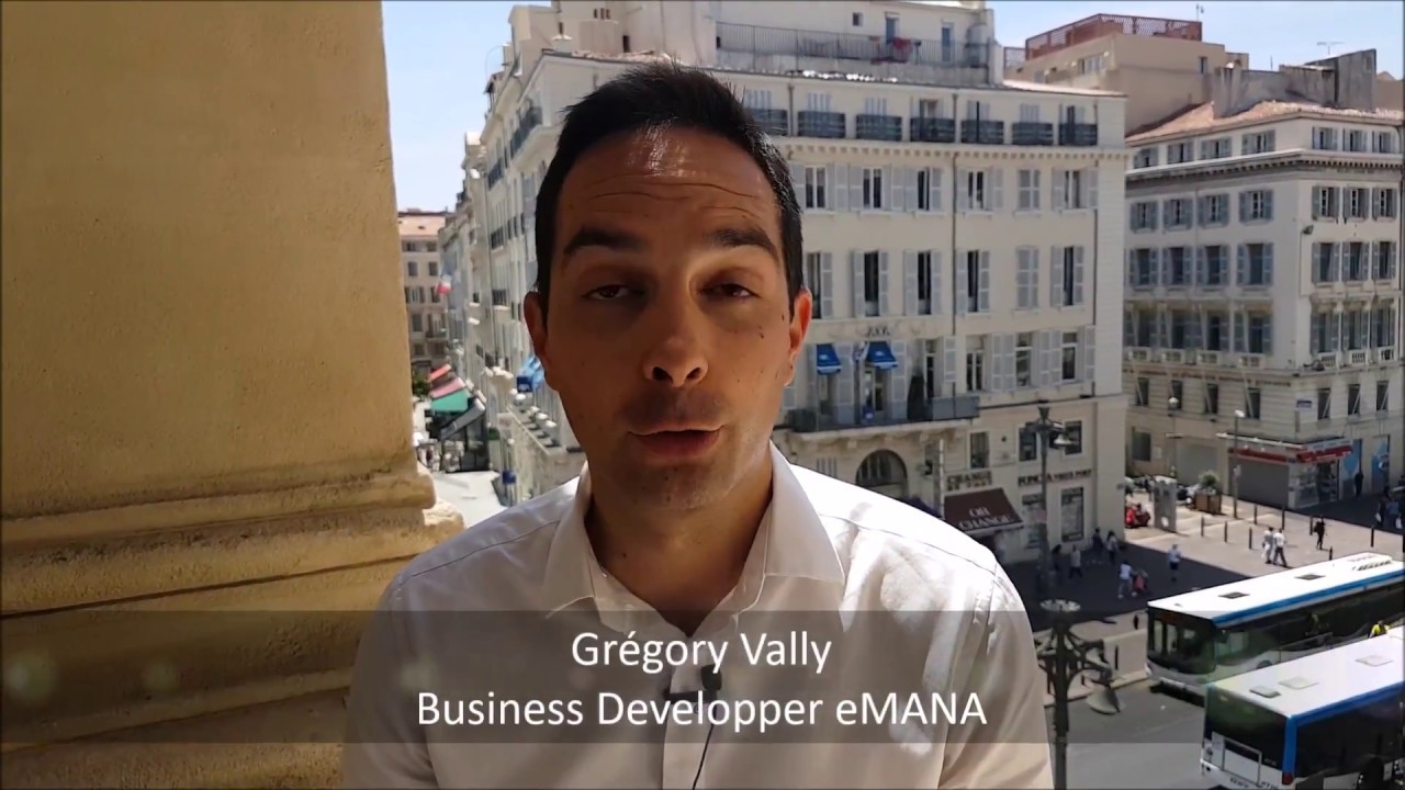 [Interview AMFT] Gregory VALLY Business Developper eMANA