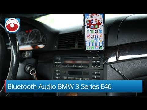 Easy install Bluetooth Audio BMW 3-Series E46