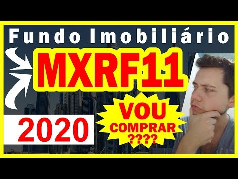 SERÁ?? MXRF11 para 2020?? (Fundo Imobiliário Maxi Renda FII)