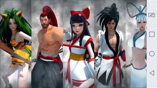 Darkness Rises gameplay: New Costumes Collaboration & Guild Wars PvP with My Guild! Still Fun!