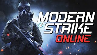 """Modern strike online"" Game android"