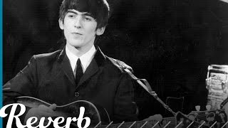 """George Harrison's Solo on The Beatles """"And I Love Her"""" 